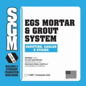SGM — EGS Mortar Grout System