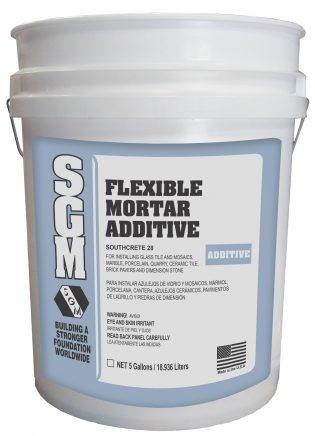 SGM — Southcrete™ 28 Flexible Mortar Additive — Pail