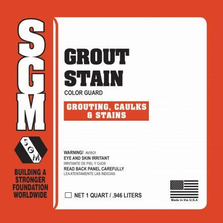 SGM Color Guard Stain