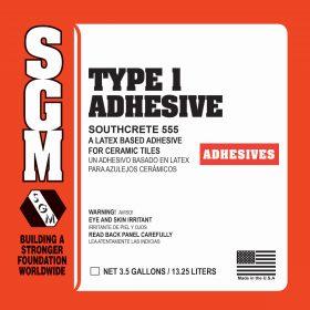SGM — Southcrete™ 555 — Type 1 Adhesive (SC555)