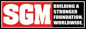 SGM, Inc. — Logo with Tagline