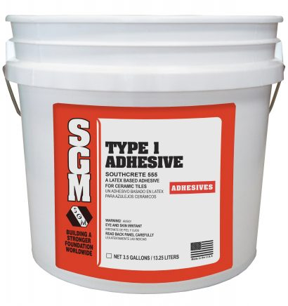 SGM — Southcrete™ 555 — Type 1 Adhesive (SC555) — Pail