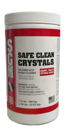 SGM — Safe Clean Crystals (Container)