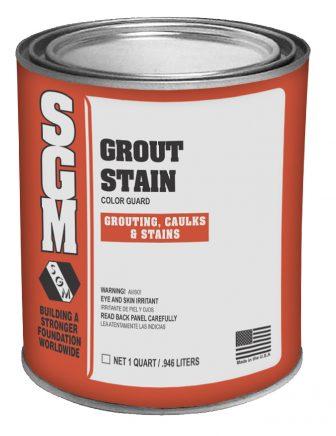 SGM Color Guard Grout Stain (Pail)