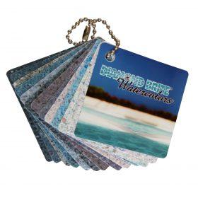 SGM — Diamond Brite® Watercolors — Keychain