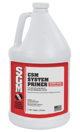SGM — CSM System Primer — Bottle (1 Gallon / 3.78 Liters)