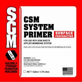 SGM — CSM System Primer