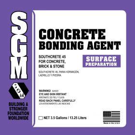 SGM — Southcrete™ 45 Concrete Bonding Agent