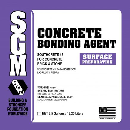 SGM — Southcrete™ 45 Concrete Bonding Agent