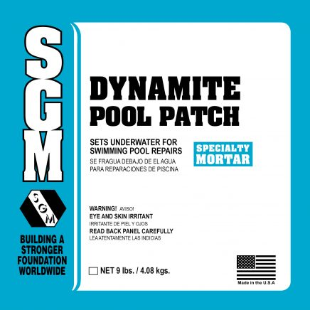 SGM — Dynamite Pool Patch