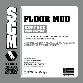 SGM — Floor Mud Surface Preparation (833)