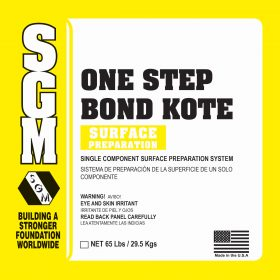 SGM — One-Step BOND-KOTE®