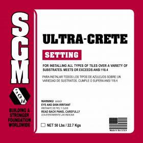Ultra-Crete Multi-Purpose Thin-Set Mortar