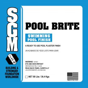 SGM — Pool Brite®