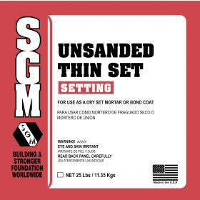 Unsanded Thin-Set 711