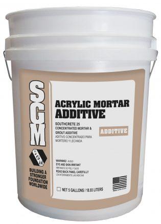 SGM — Southcrete™ 25 Acrylic Mortar Additive (Pail)
