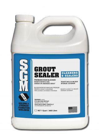 SGM — Grout Sealer (Bottle)