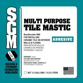 SGM — Tile-Mastic-Label — 3.5-gallon